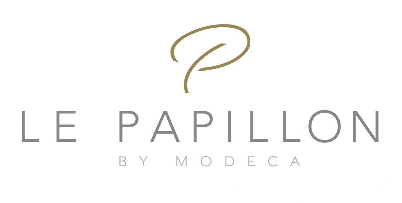 Logo des Designer Modeca/Le Papillon