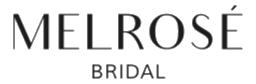 Logo Melrosé Bridal