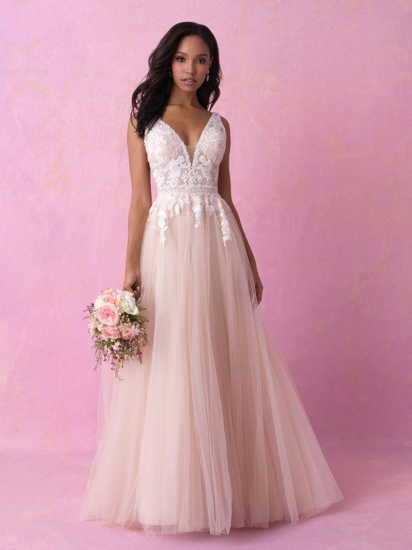 Bild 1 des Brautkleid Allure Bridals - #3152