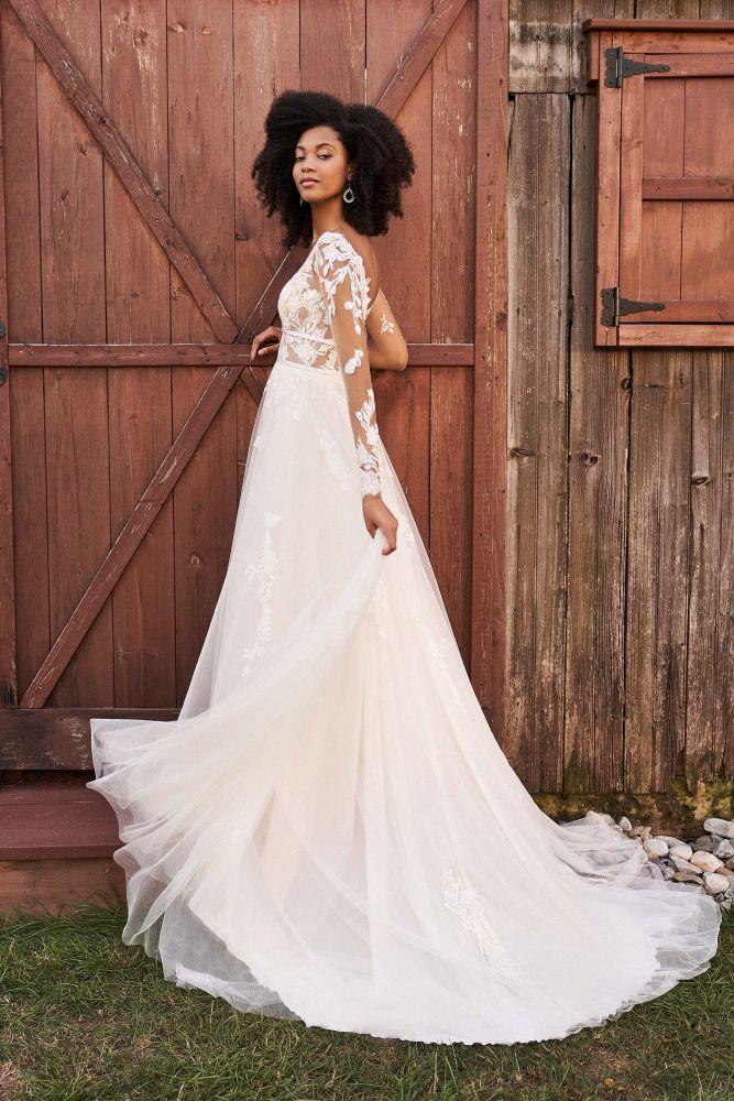Bild 3 des Brautkleid Lillian West - #66192