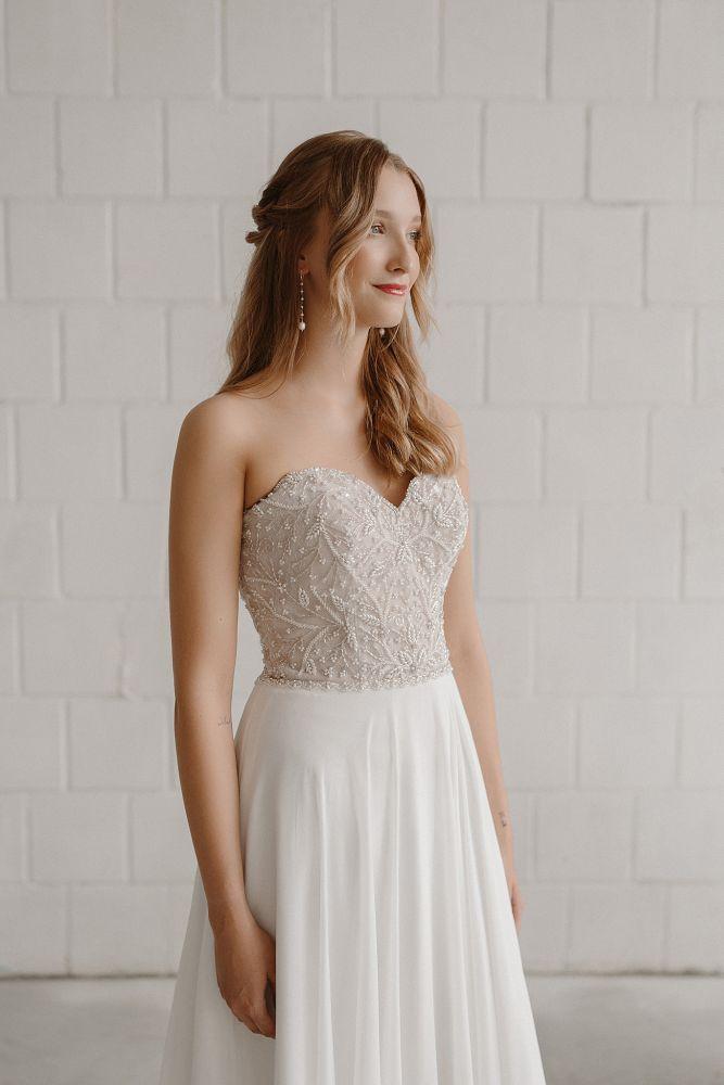 Bild 4 des Brautkleid maleika – bridal couture - Audrey