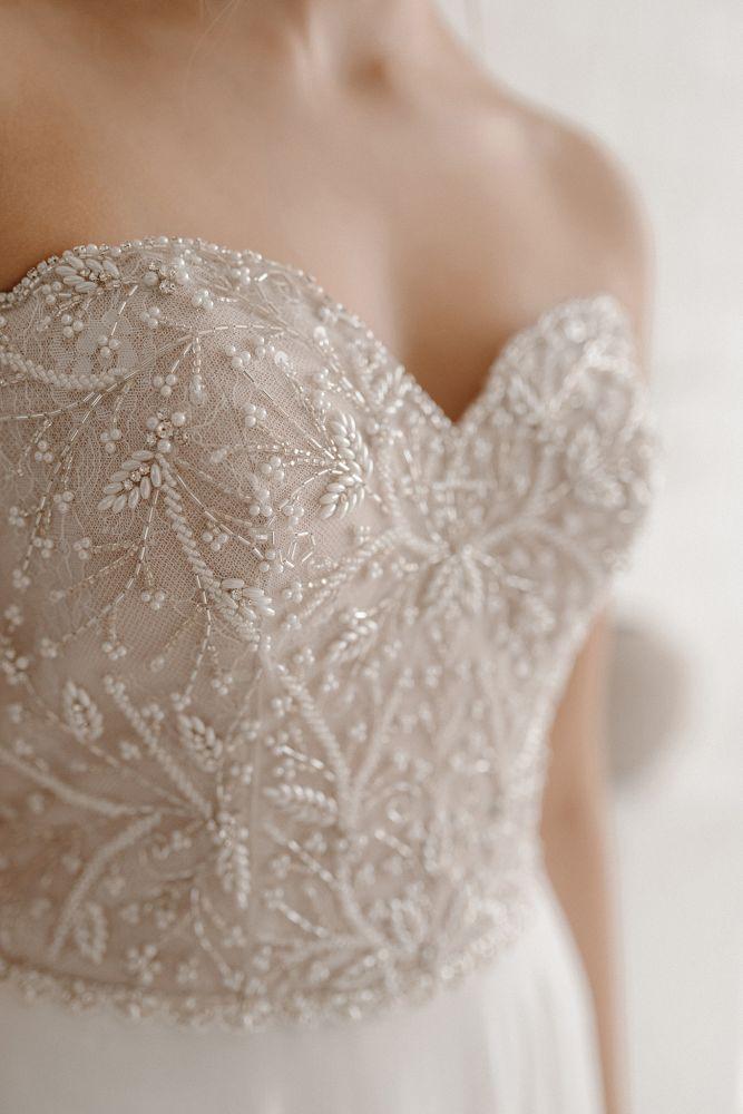 Bild 5 des Brautkleid maleika – bridal couture - Audrey