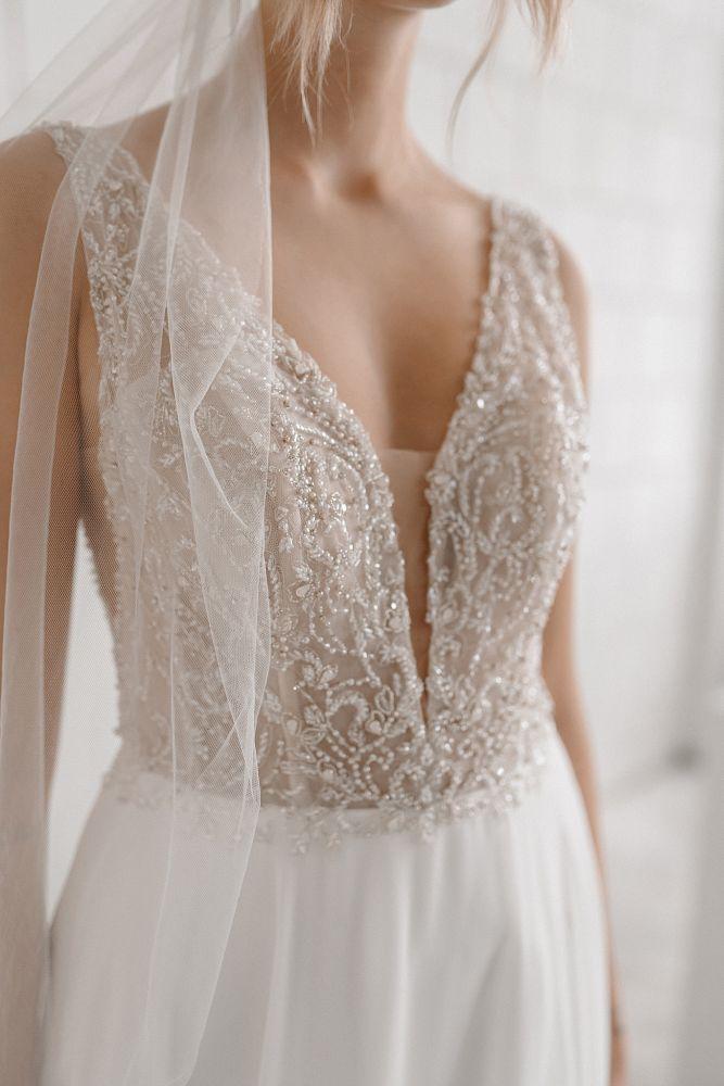 Bild 4 des Brautkleid maleika – bridal couture - Brigitte