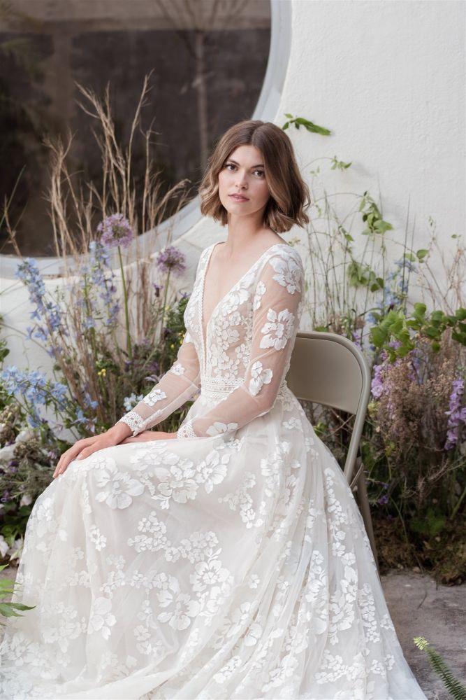 Bild 4 des Brautkleid Fara Sposa - Carla