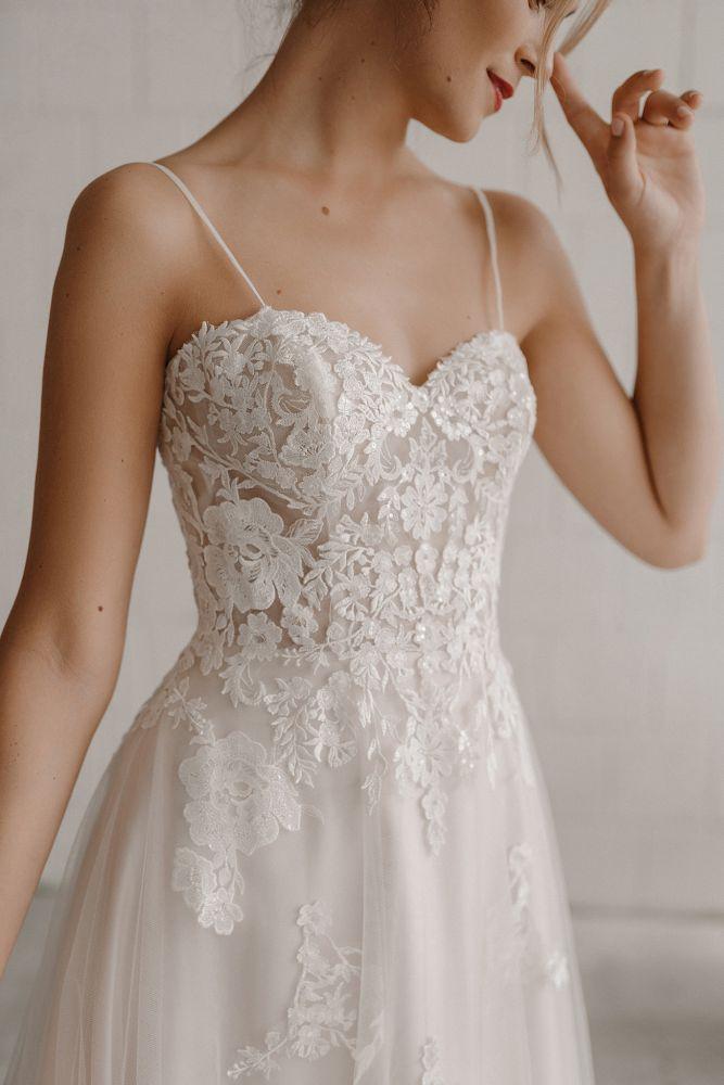 Bild 3 des Brautkleid maleika – bridal couture - Coco