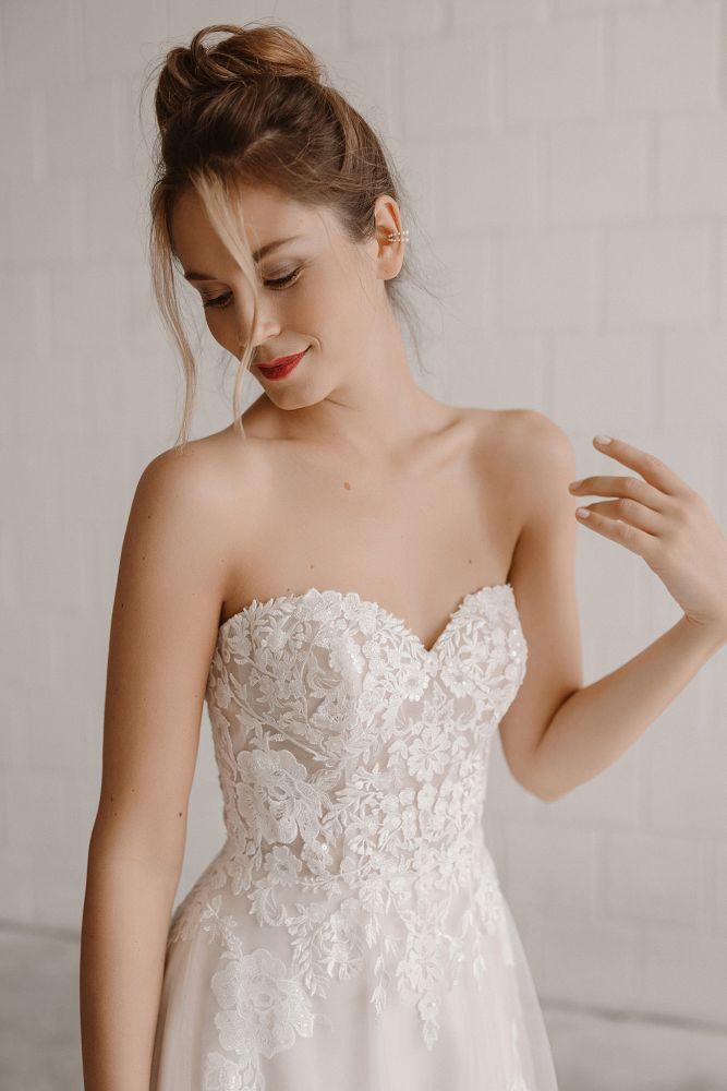Bild 5 des Brautkleid maleika – bridal couture - Coco