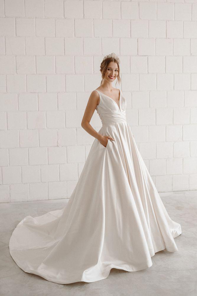 Bild 1 des Brautkleides maleika – bridal couture - Grace