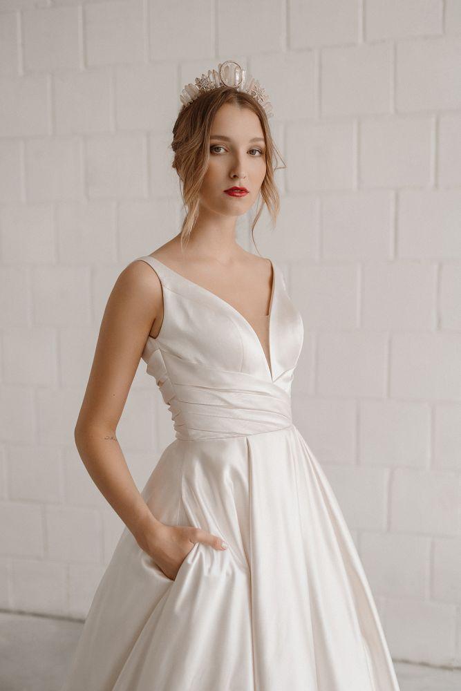 Bild 3 des Brautkleid maleika – bridal couture - Grace