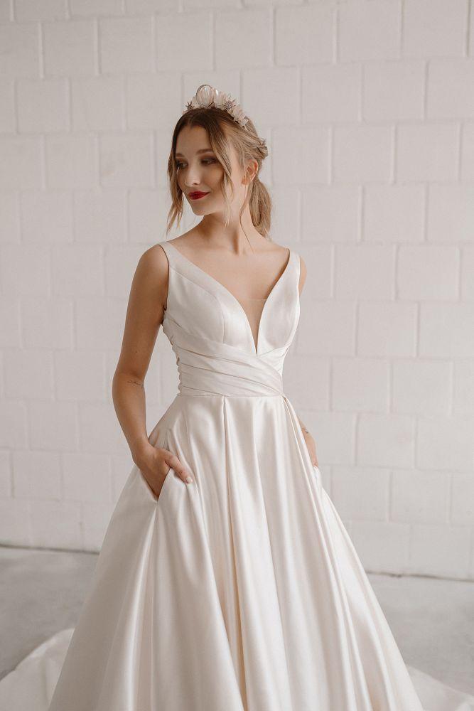 Bild 5 des Brautkleid maleika – bridal couture - Grace