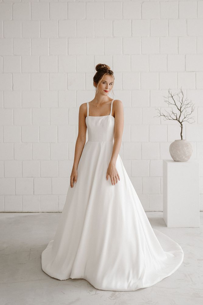 Bild 1 des Brautkleides maleika – bridal couture - Jackie
