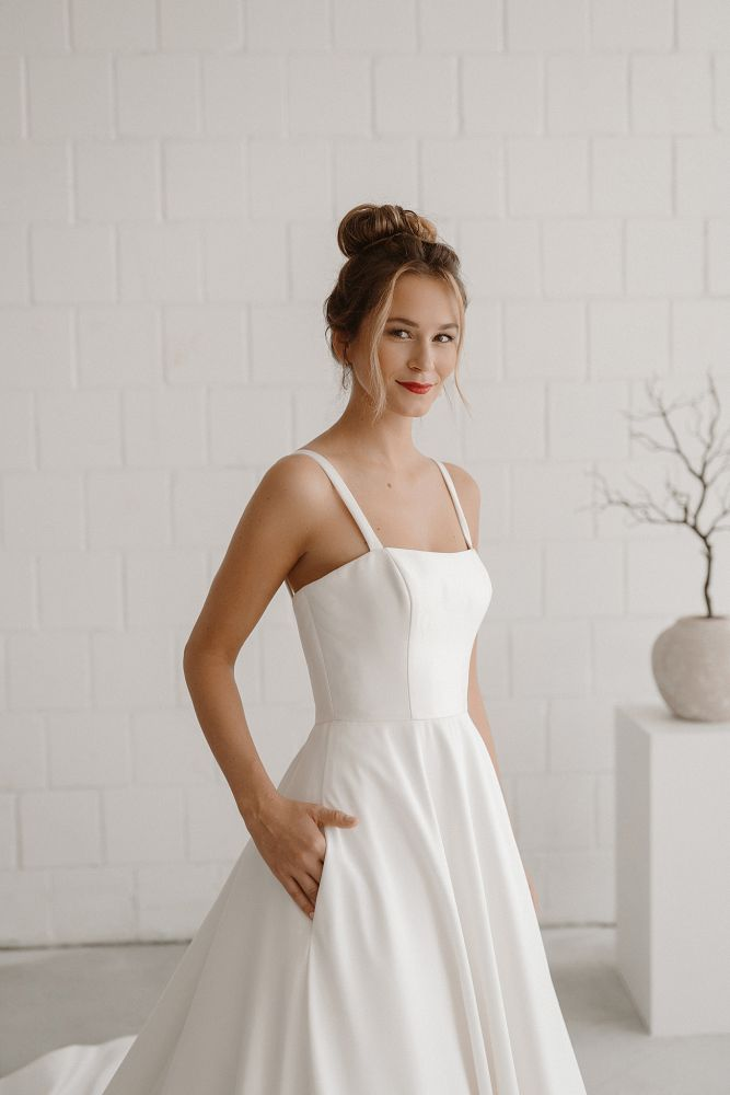Bild 3 des Brautkleid maleika – bridal couture - Jackie