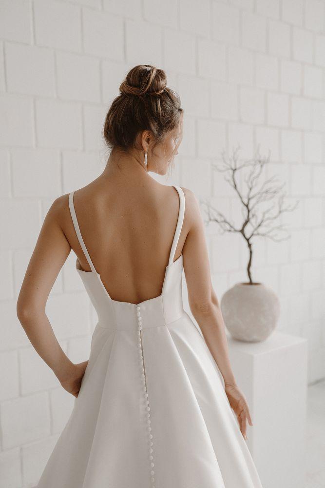 Bild 4 des Brautkleid maleika – bridal couture - Jackie