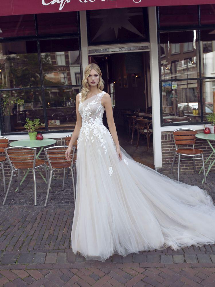 Bild 1 des Brautkleid Modeca/Le Papillon - Kristiana