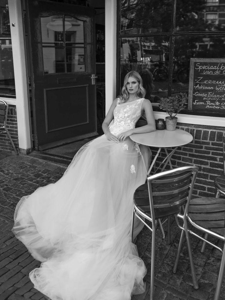 Bild 4 des Brautkleid Modeca/Le Papillon - Kristiana