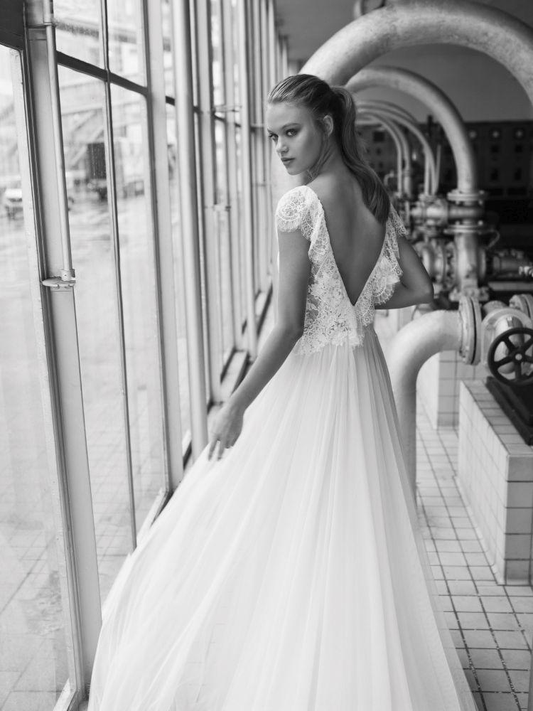 Bild 3 des Brautkleid Modeca/Le Papillon - Lise