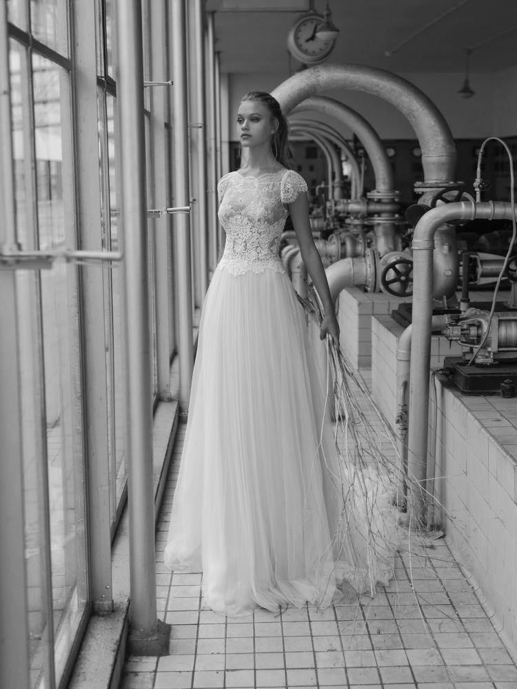 Bild 4 des Brautkleid Modeca/Le Papillon - Lise