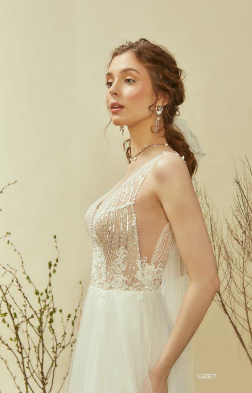 Bild 3 des Brautkleid Le Rina - Lizet