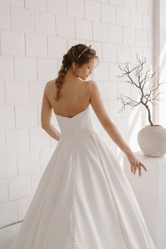 Bild 5 des Brautkleid maleika – bridal couture - Marlene