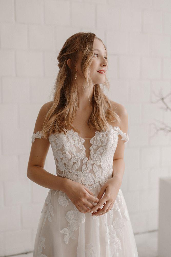 Bild 3 des Brautkleid maleika – bridal couture - Sophia