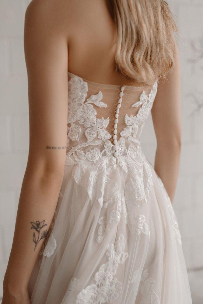 Bild 4 des Brautkleid maleika – bridal couture - Sophia