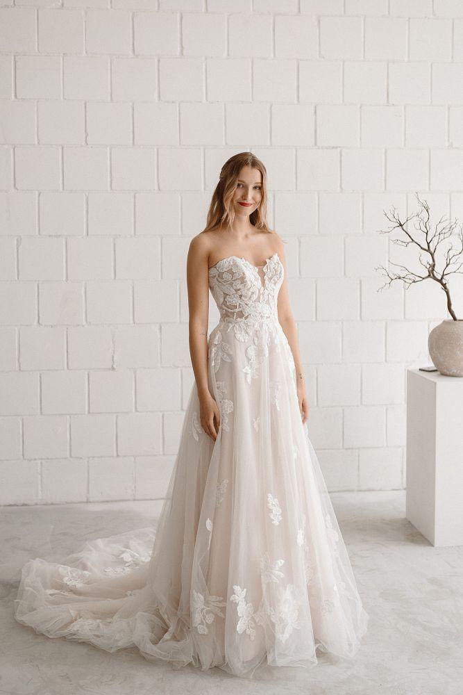 Bild 5 des Brautkleid maleika – bridal couture - Sophia