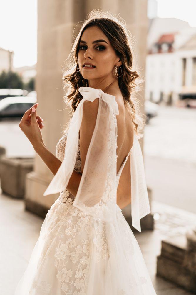 Bild 4 des Brautkleid Melrosé Bridal - Sophie