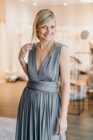 maleika Brautboutique Infinity Dresses von Valons und die wunderschönen Wickelkleider von Eliza & Ethan