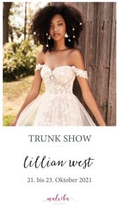 Maleika Events Trunk Show Lillian West 2021