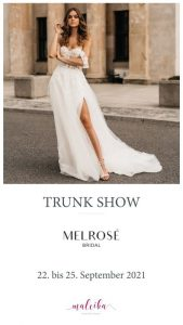 Maleika Events Trunk Show Melrose 2021