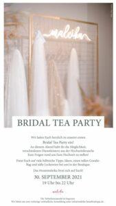 Maleika Events Bridal Tea Party #1 2021